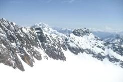 Schneespitz von d. Agls aus