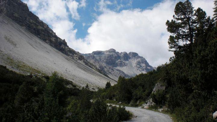Biketour Val Vau – Val Mora – Buffalora