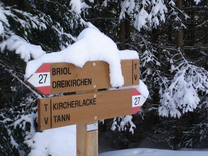 Skiweitwanderung Barbianer Alm