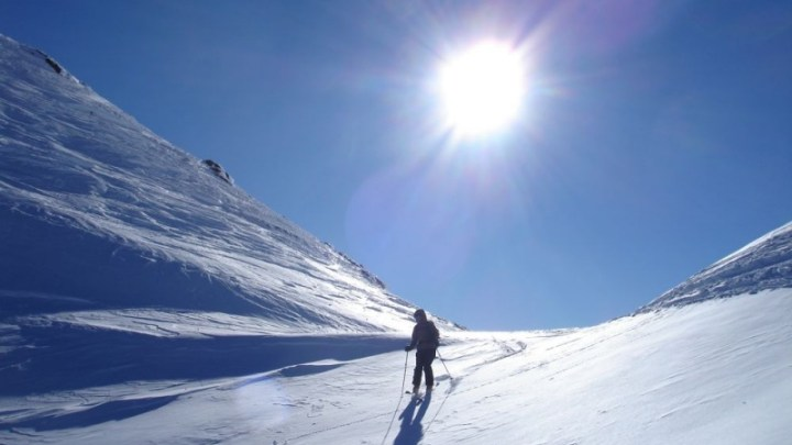 Neujahrs-Pulver-Skitour Suldenspitze (3375m)
