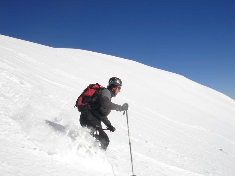 Col de Ricogogn, Senneser Karspitze, Kl. Seekofel