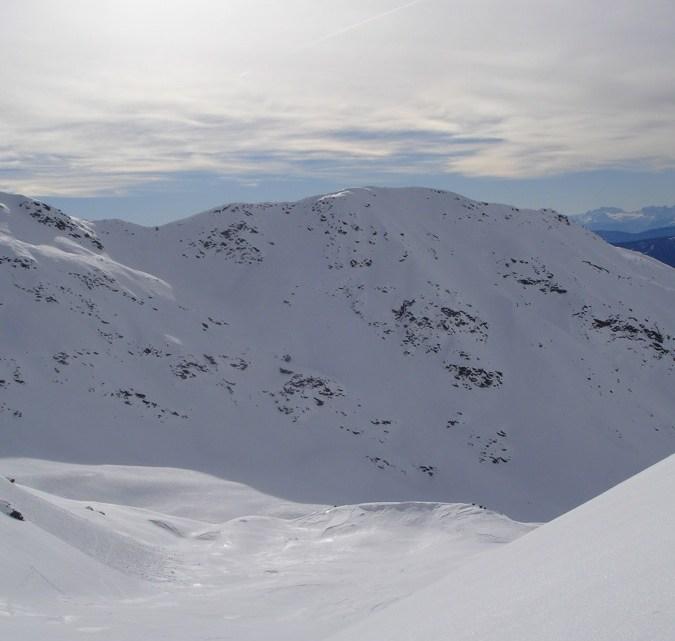 Hörtlahner (2658m) im Sarntal