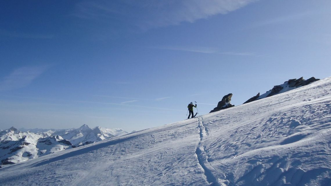 Hochgall (3436m) im Doppelpack