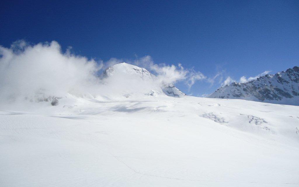 Jungfrau 4158m und Mönch Nordostwand 4107m – 26.-27.05.2012