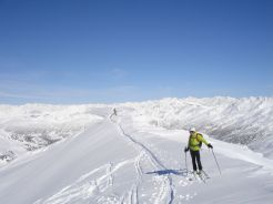 Gipfel Plankenhorn