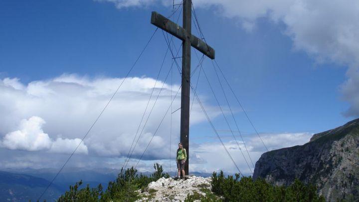 Hammerwand (2072 m) und Nigglberg