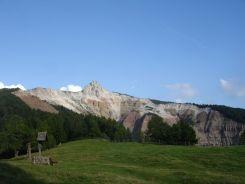 Das Amphitheater rund um die Bletterbachschlucht