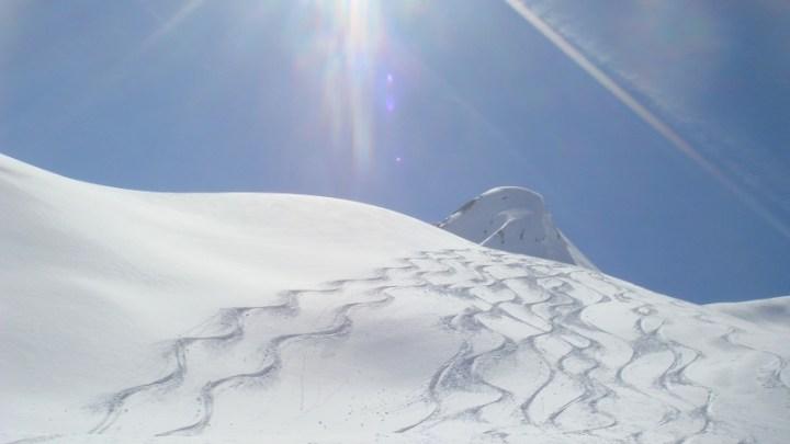 Kleine Kreuzspitze 2518m