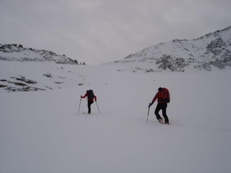 Barmer Spitze (3200m)