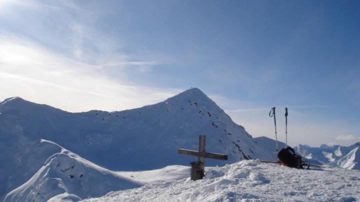 P 2376 Hochspitze(2424m) Einachtspitze (2225m)