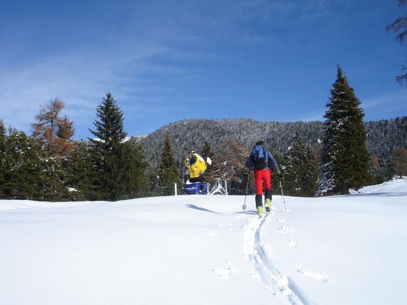 Pisten-Skitouren in Südtirol 2018/2019