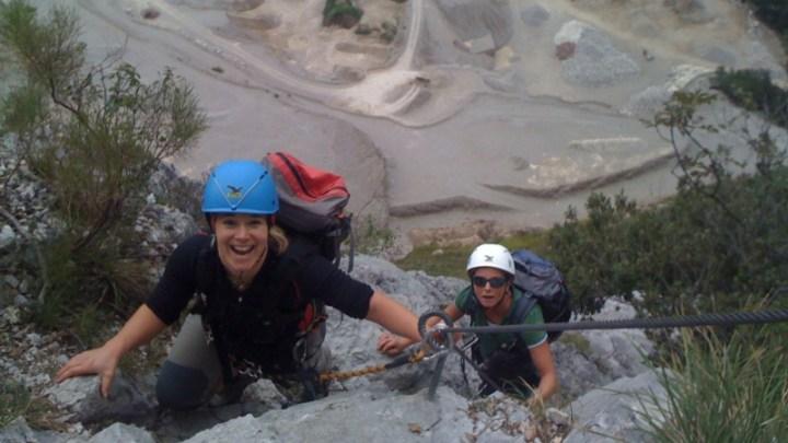 Klettersteig Che Guevara – Monte Casale