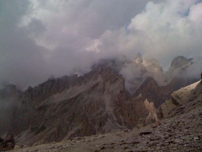 Piz Doledes (2908m)