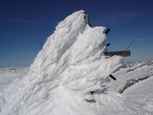 Gipfelkreuz Keilbachspitze