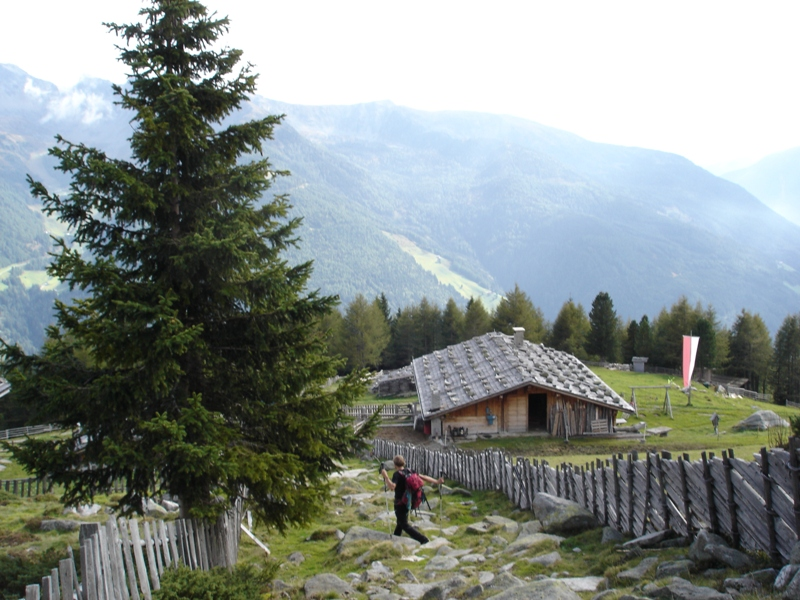 Obwasserer im Ahrntal (2918 m)