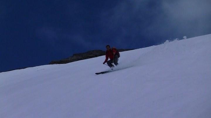 Wurmaulspitze/Stilonrinne (3022m)