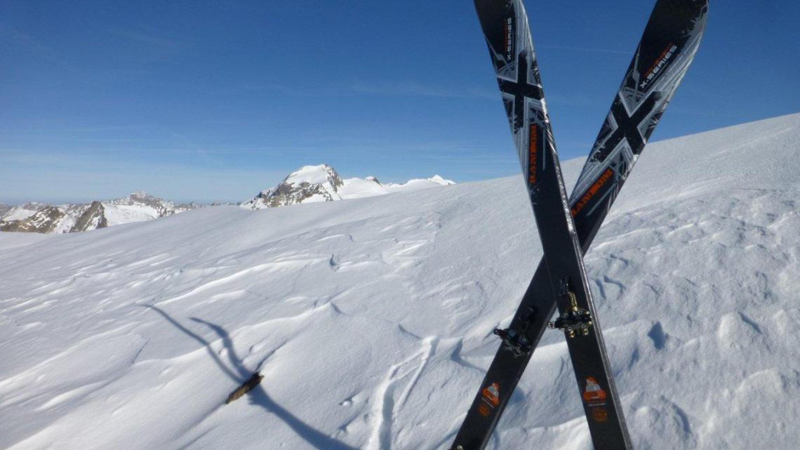 Untere Rötspitze (3290mt)