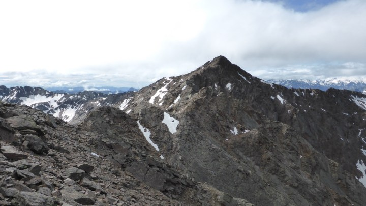Mastaunspitze 3200m