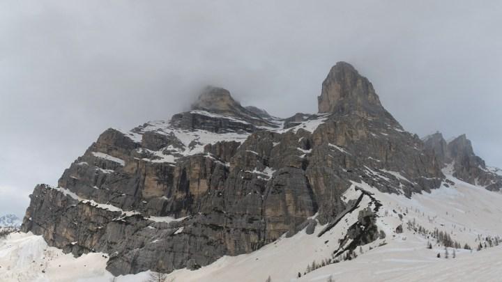 Monte Pelmo (3168mt)