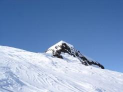 Der Gipfel der Östl. Veneziaspitze
