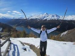 Wanderung Grauner Berg Suedtirol IMG_5851