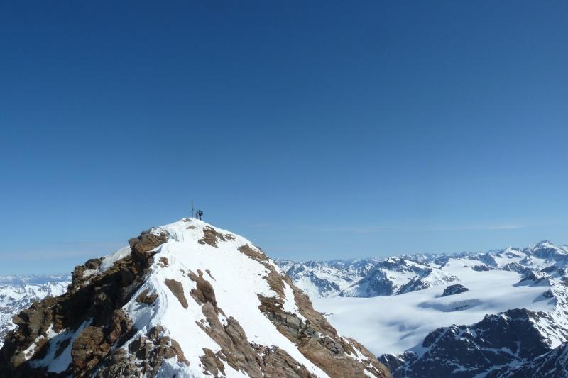 Weißkugel (3.739 m)