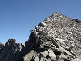Der Südgrat zur Zillerplattenspitze