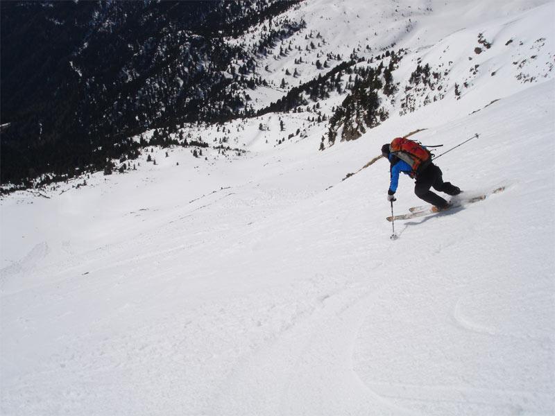 Kassianspitze (2581m) Ritzlarspitze (2528m) Lorenzispitze (2481m)
