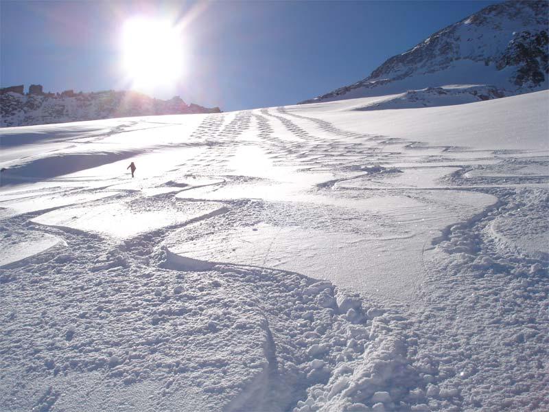 Barmerspitze (3200m)