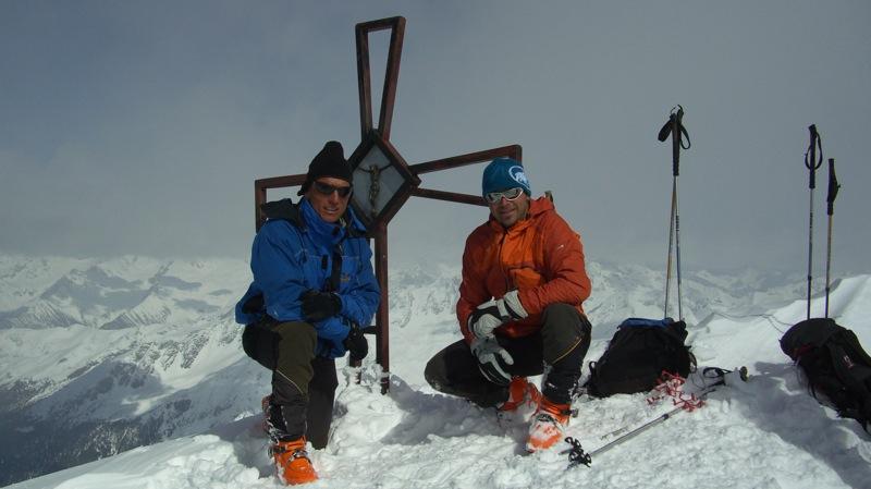 Skitour Schneebiger Nock (3350m)