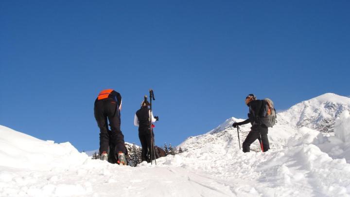 Hohe Kreuzspitze (2743m)