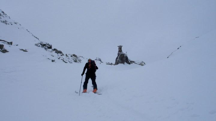 Schrotthorn (2590m) von Schalders