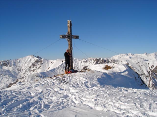 Jochgrubenkopf 2453m