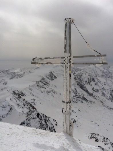 Königsspitze 3851m