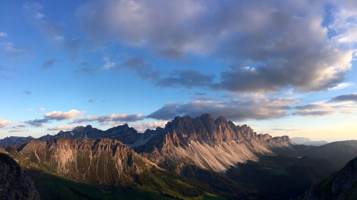 Tullen (2653m) + Günther-Messner-Steig