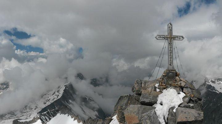 Hochalmspitze (3360mt) – Gussenbauerrinne
