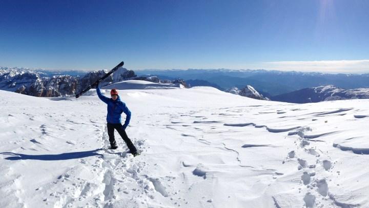 Frühjahr Skitouren in Südtirol