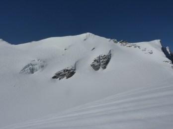 Schneewinkelkopf NW vom Johannisberg aus