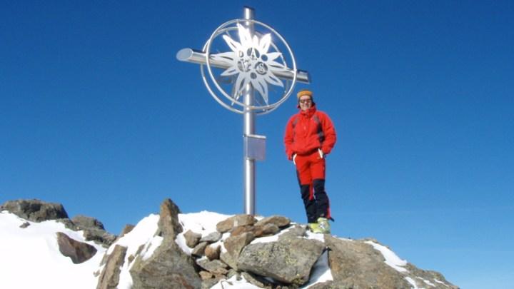 Schneespitze (3166m) über Stubenferner + Südgrat