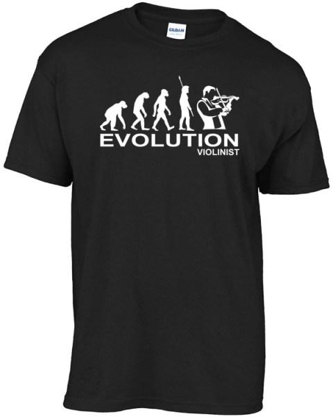 evolution-VIOLINIST