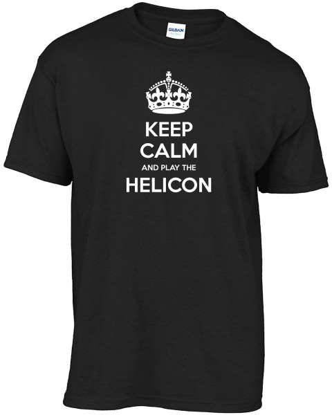 keep-calm-and-play-the-Helicon t-shirt