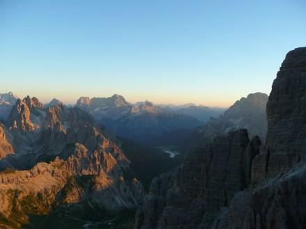 Summit View, Große Zinne