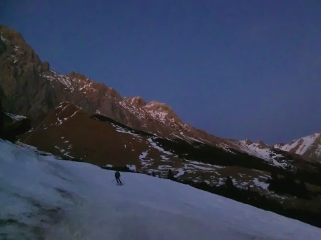 Descent: Ski!