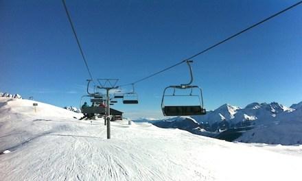 Der «Luxussport» Skifahren ist in