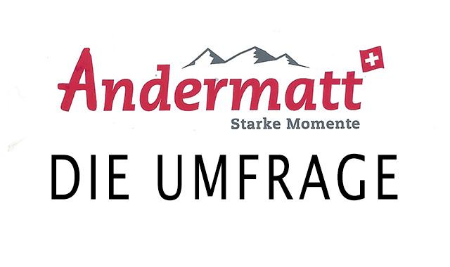 Wie gefällt Ihnen das neue Logo von der Andermatt Urserntal-Tourismus GmbH