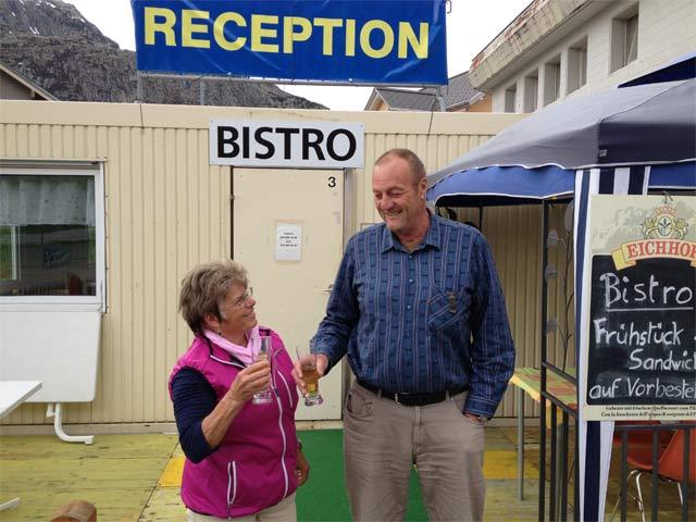 Gotthard Camping in Andermatt ist wieder offen