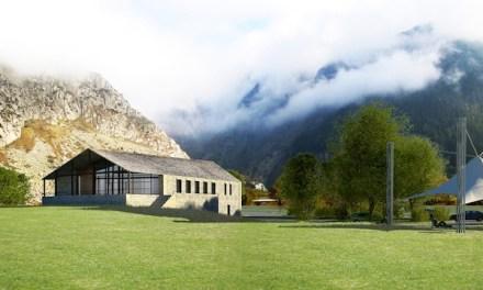 Andermatt Swiss Alps reicht Baueingabe für das Golfclubhaus ein