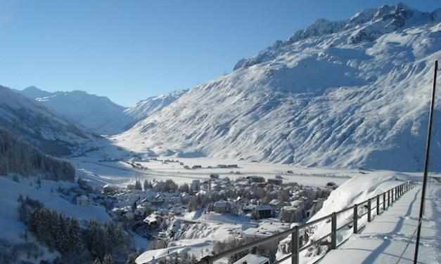 Ferienregion Andermatt mit mehr Wintergästen