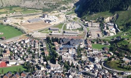 Matterhorn-Gotthard-Bahn fährt zügig in die Zukunft