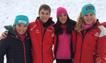 Erfolgreicher Saisonstart für den Skiclub Gotthard Andermatt